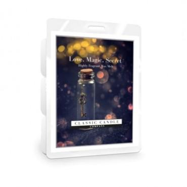 Wosk Love, Magic, Secret Classic Candle