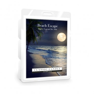 Wosk Beach Escape Classic Candle
