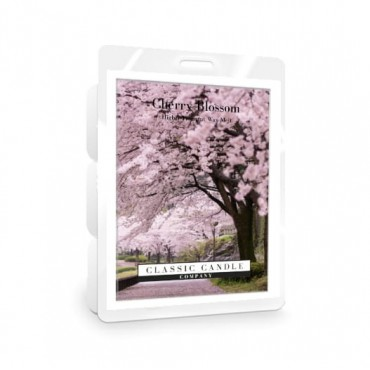 Wosk Cherry Blossom Classic Candle