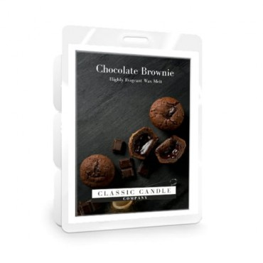 Wosk Chocolate Brownie Classic Candle