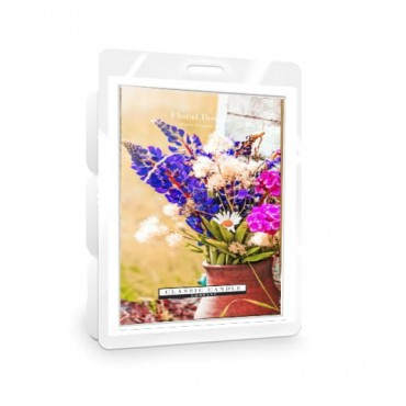 Wosk Floral Bouquet Classic Candle