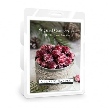 Wosk Sugared Cranberries Classic Candle
