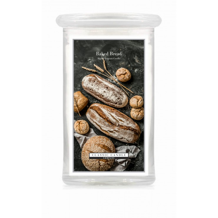 Duża świeca Baked Bread Classic Candle