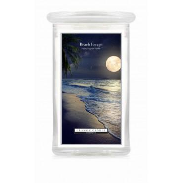 Duża świeca Beach Escape Classic Candle