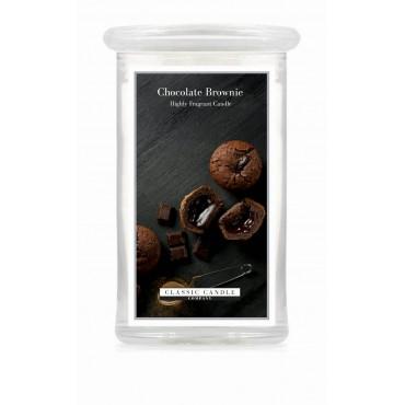 Duża świeca Chocolate Brownie Classic Candle