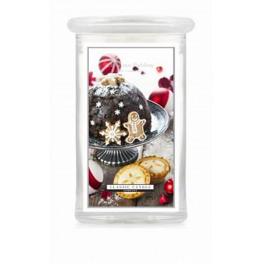 Duża świeca Christmas Pudding Classic Candle