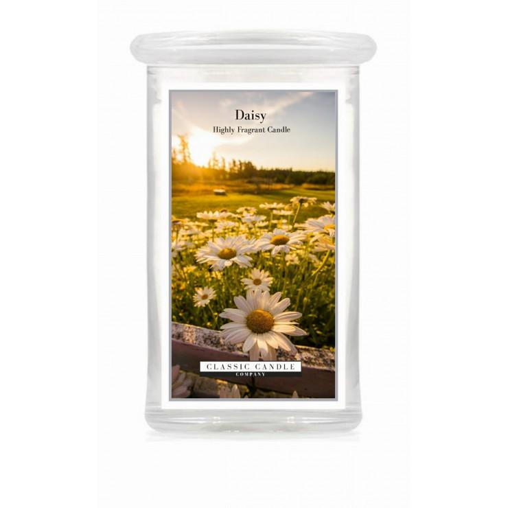 Duża świeca Daisy Classic Candle