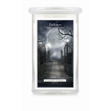 Duża świeca Darkness Classic Candle