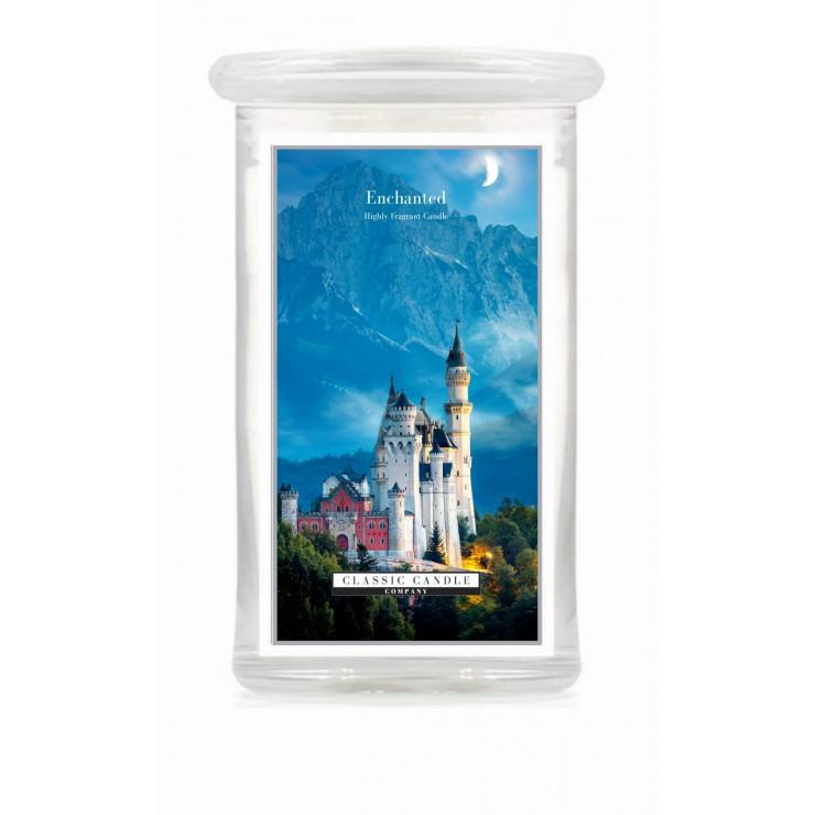 Duża świeca Enchantment Classic Candle