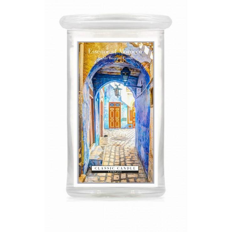 Duża świeca Essence Of Morocco Classic Candle