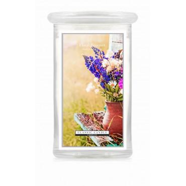 Duża świeca Floral Bouquet Classic Candle