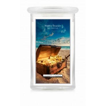 Duża świeca Hidden Treasure Classic Candle