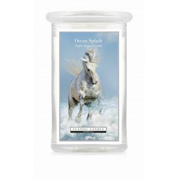 Duża świeca Ocean Splash Classic Candle