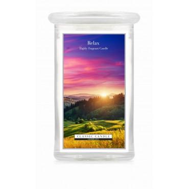 Duża świeca Relax Classic Candle