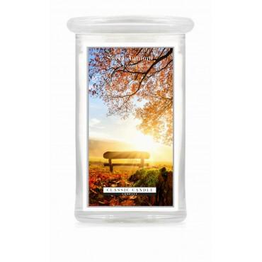 Duża świeca Sweet Autumn Classic Candle