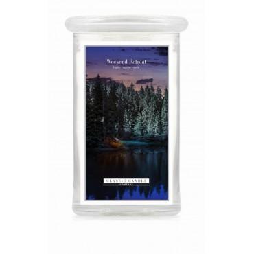 Duża świeca Weekend Retreat Classic Candle