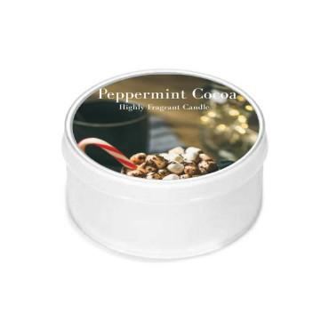 Daylight świeczka Peppermint Cocoa Classic Candle