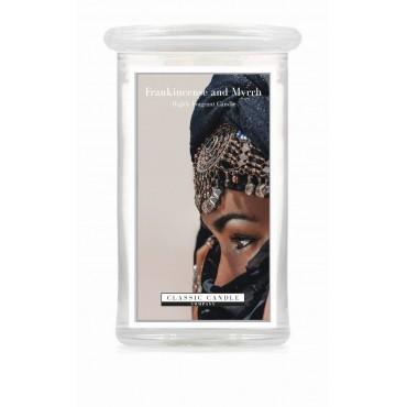 Duża świeca Frankincense And Myrrh Classic Candle