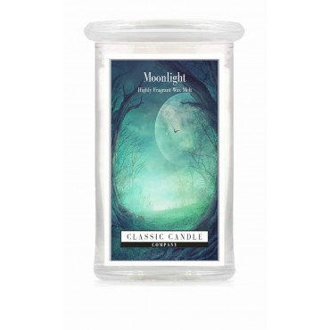 Duża świeca Moonlight Classic Candle