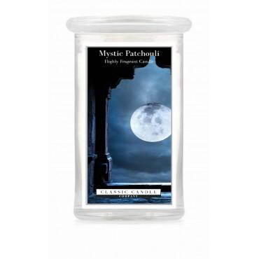 Duża świeca Mystic Patchouli Classic Candle