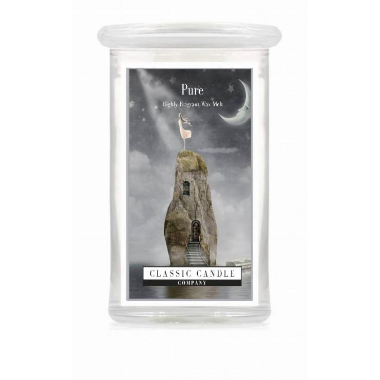 Duża świeca Pure Classic Candle