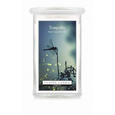 Duża świeca Tranquility Classic Candle