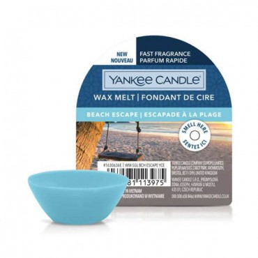 Wosk Beach Escape Yankee Candle