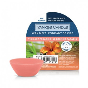 Wosk The Last Paradise Yankee Candle