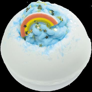 Musująca kula do kąpieli NA KOŃCU TĘCZY – Bomb Cosmetics