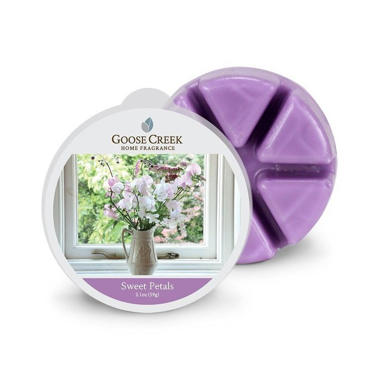 Wosk zapachowy Sweet Petals Goose Creek Candle