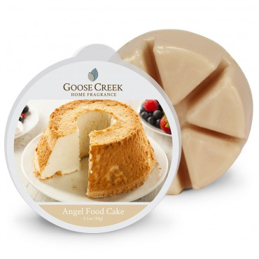 Wosk zapachowy Angel Food Cake Goose Creek Candle