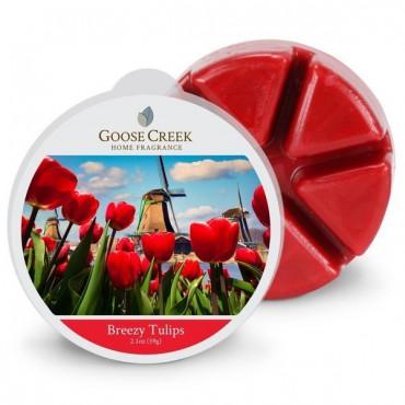 Wosk zapachowy Breezy Tulips Goose Creek Candle