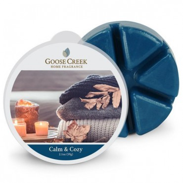 Wosk zapachowy Calm & Cozy Goose Creek Candle