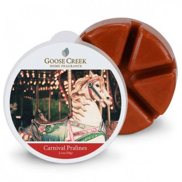 Wosk zapachowy Carnival Pralines Goose Creek Candle