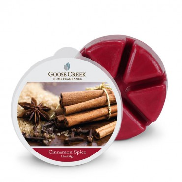 Wosk zapachowy Cinnamon Spice Goose Creek Candle