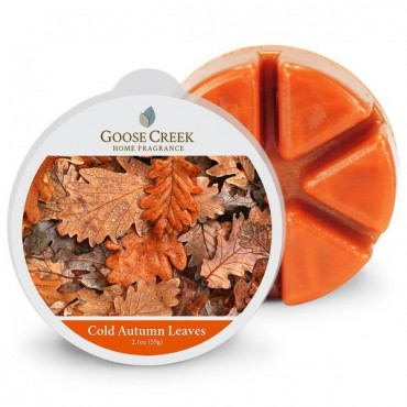 Wosk zapachowy Cold Autumn Leaves Goose Creek Candle
