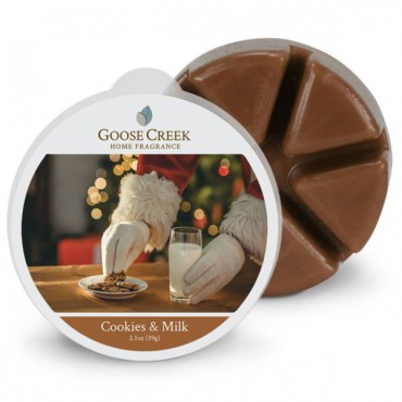 Wosk zapachowy Cookies & Milk Goose Creek Candle