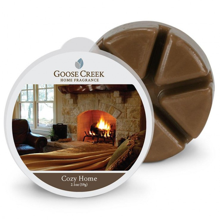 Wosk zapachowy Cozy Home Goose Creek Candle