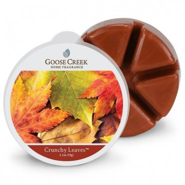 Wosk zapachowy Crunchy Leaves Goose Creek Candle