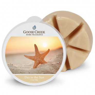 Wosk zapachowy Day in the Sun Goose Creek Candle