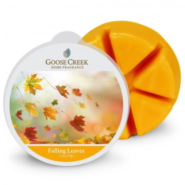 Wosk zapachowy Falling Leaves Goose Creek Candle