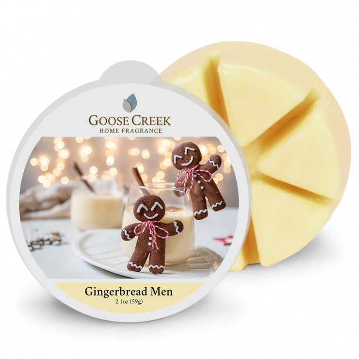 Wosk zapachowy Gingerbread Men Goose Creek Candle