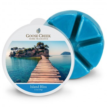 Wosk zapachowy Island Bliss Goose Creek Candle