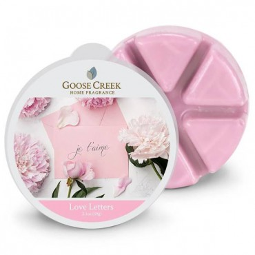 Wosk zapachowy Love Letters Goose Creek Candle