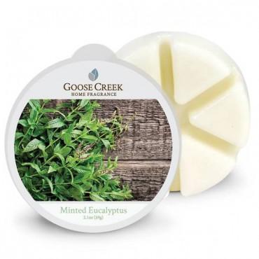 Wosk zapachowy Minted Eucaliptus Goose Creek Candle
