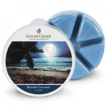 Wosk zapachowy Moonlit Coconut Goose Creek Candle