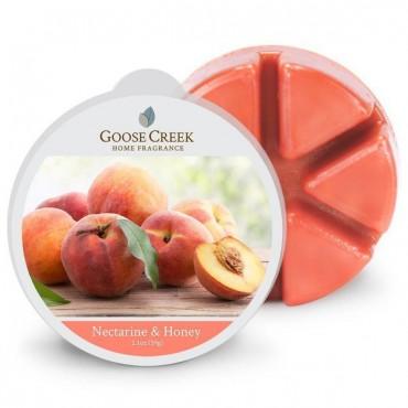 Wosk zapachowy Nectarine & Honey Goose Creek Candle