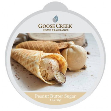Wosk zapachowy Peanut Butter Sugar Goose Creek Candle
