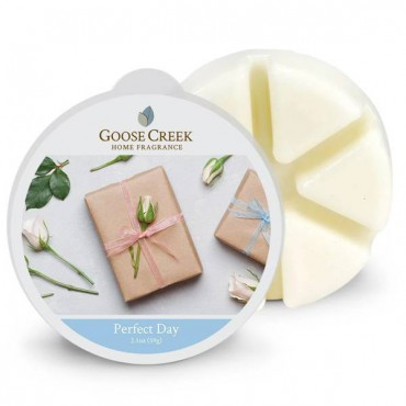 Wosk zapachowy Perfect Day Goose Creek Candle