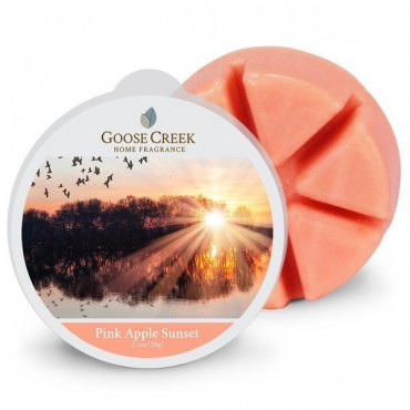 Wosk zapachowy Pink Apple Sunset Goose Creek Candle